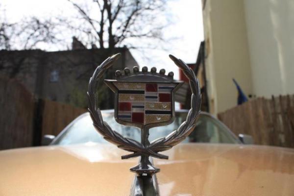 Cadillac Eldorado z 1971 roku w kolekcji Old Timers Garage