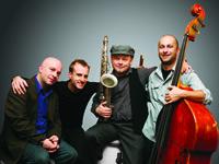 Oleg Kireyev Quartet w Old Timers Garage