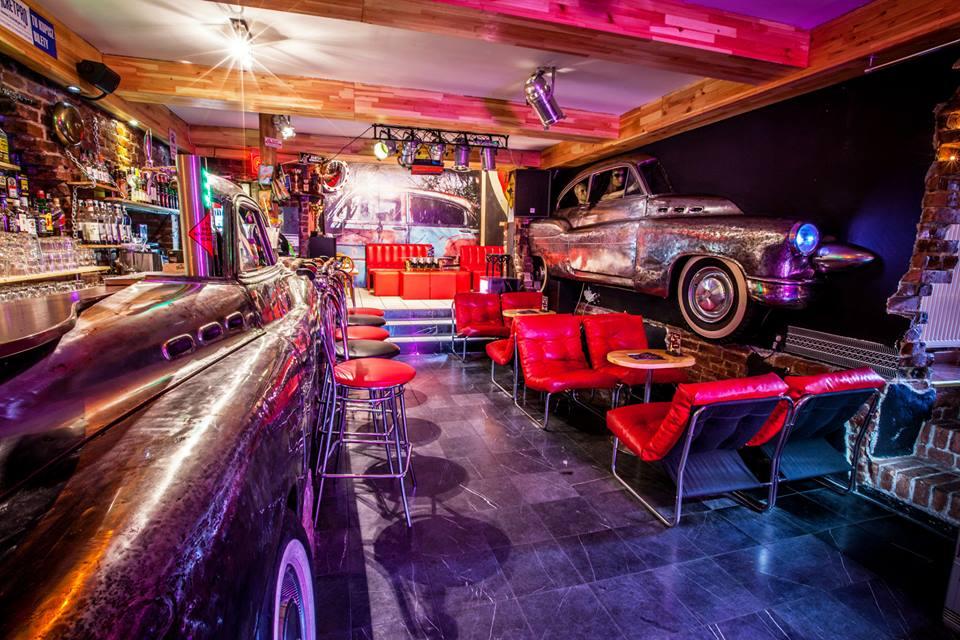 Pub Klubowy Old Timers Garage Organizacja Przyjęć Imprez